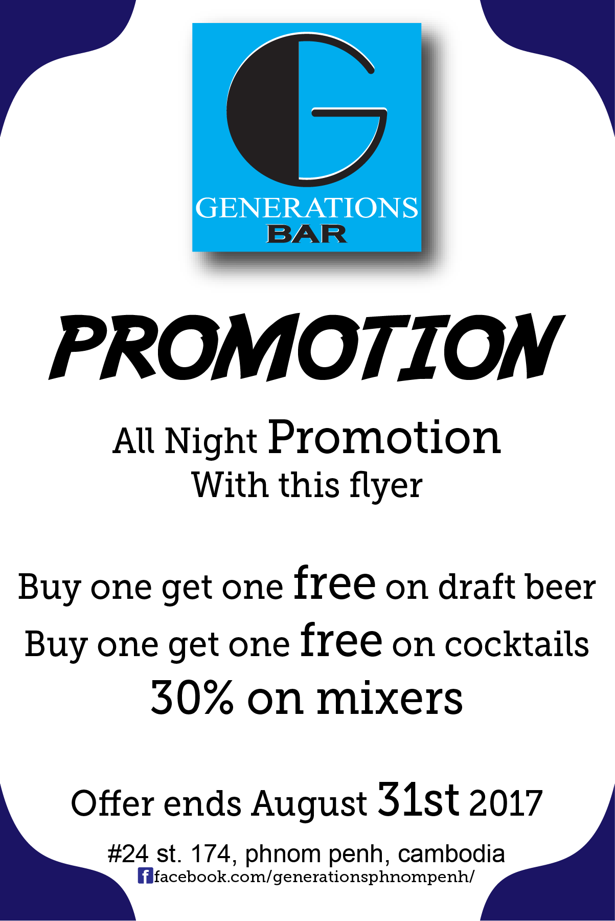 generations promotion